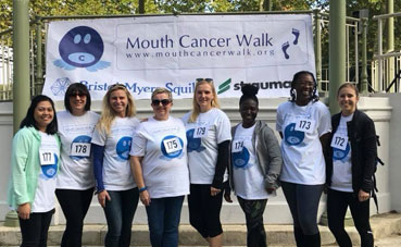 10k Charity Walk for Mouth Cancer