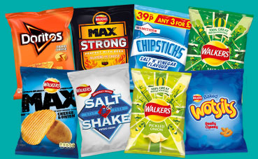 Drop off your Old Crisp Packets with us... and help the Air Ambulance!
